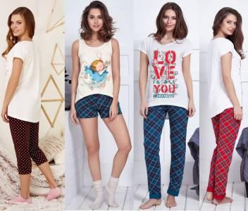 Домашняя женская одежда